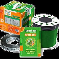 Тонкий греющий кабель Green box GB 1000 (аналог мата под плитку)