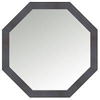 Зеркало SvitArt 53х53 см в багете 4020-001-11 Вишнёвий