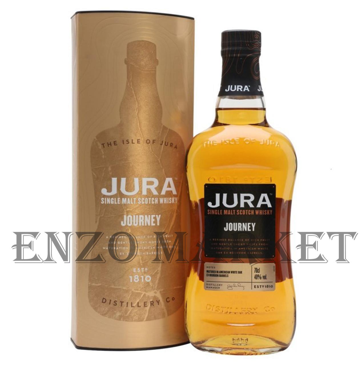 Виски Isle of Jura Journey (Айл оф Джура Джоурни) 40%, 0,7 литра