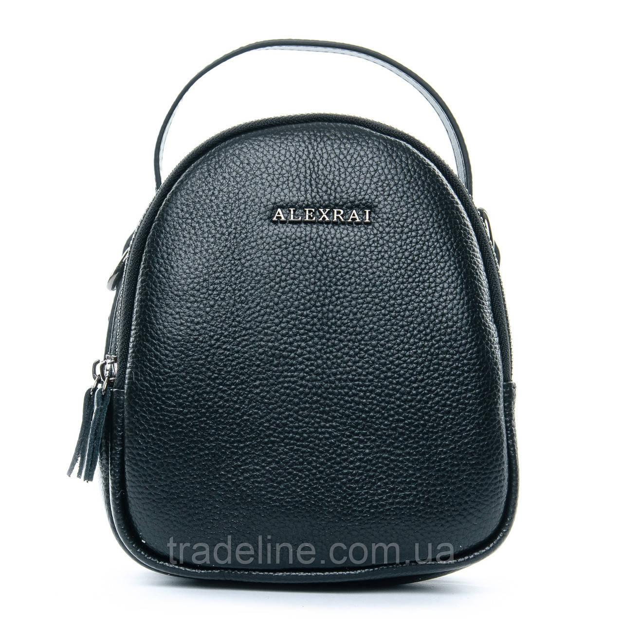 Сумка Жіноча Клатч шкіра ALEX RAI 1-02 3902-1 black