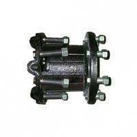 Проставка для сдваивания колес задних (удлиненная) МТЗ-80 (Н=280 мм) (пр-во ВЗТЗЧ) 70-3109040