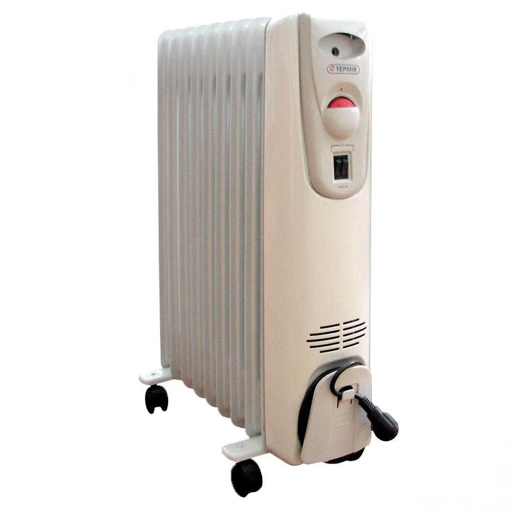 Масляный радиатор ТЕРМИЯ (10 секций)