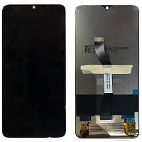 LCD Xiaomi Redmi Note 8 Pro + touch Black Original