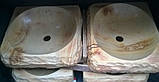 Рукомойник из натурального камня, каменные раковины,мойки накладные для кафе и ресторанов, фото 10