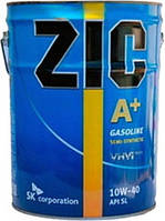 Масло моторное ZIC (Зик) A+ 10W-40 200л.