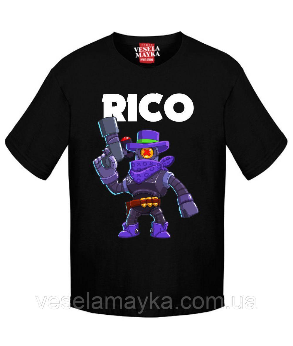 Детская футболка BS Ricochet 2 (Рико)