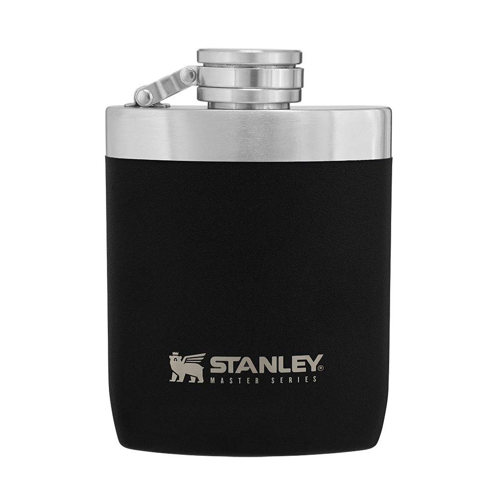 Фляга Stanley Master Foundry Black (0.23 л)