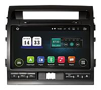 Штатна автомагнітола Incar TSA-2280 Toyota LC 200 2012+ (Android 9)