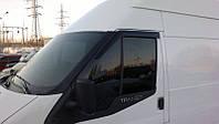 Дефлекторы окон (ветровики) FORD Transit Bus 2000-2005; 2006, фото 1