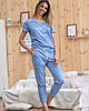 Пижама женская летняя Шорты  LSH01002 Naviale, фото 3