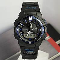 Casio SGW500H-2BV Compass Watch-Blue
