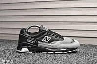 Мужские кроссовки New Balance 1500 Black Gray, Реплика, фото 1