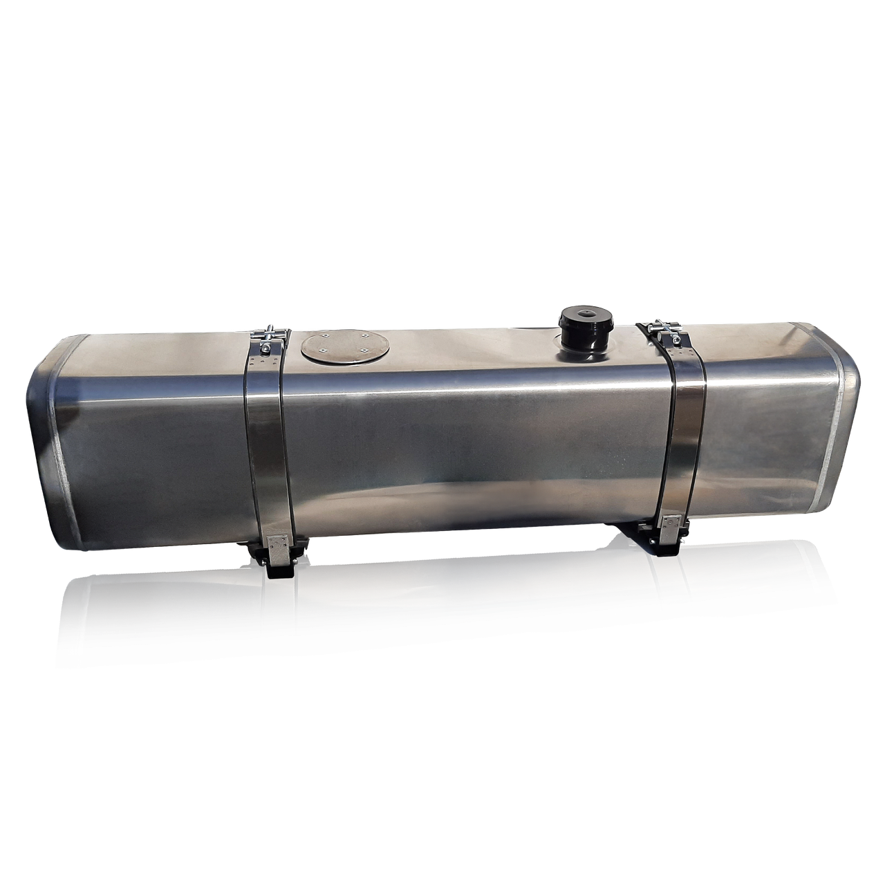 Масляный бак (Алюминий) 180 л (350x350x1650)
