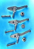 Рычаг нажимного диска сцепления ГАЗ-53 3307 или лапки корзины сцепления / 53-1601094