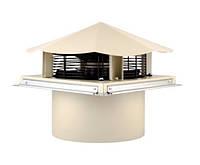 Крышный вентилятор Турбовент КВО 250
