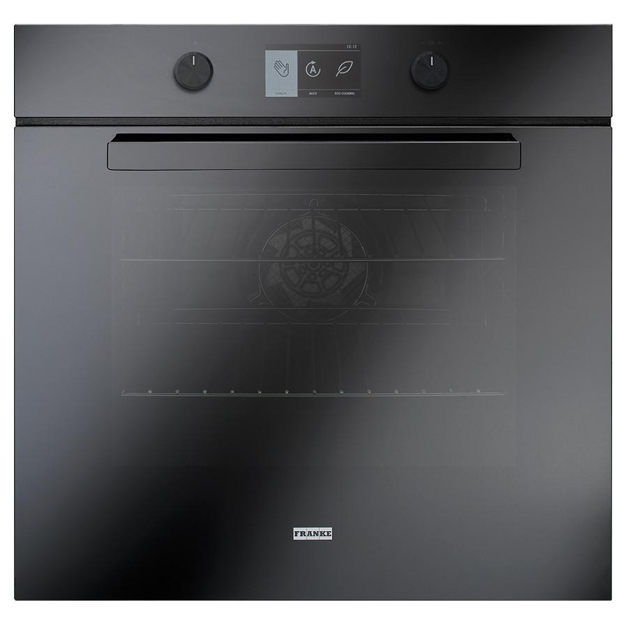 Электрический духовой шкаф Franke Crystal CR 982 M BM M DCT TFT (116.0374.300) черный