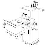 Микроволновая печь встраиваемая Franke Classic Line FMW 380 CL G PW (131.0302.179), фото 2