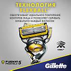 Станок Gillette Fusion ProShield 1 картридж Flexball 01249, фото 4