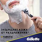 Станок Gillette Fusion ProShield 1 картридж Flexball 01249, фото 5