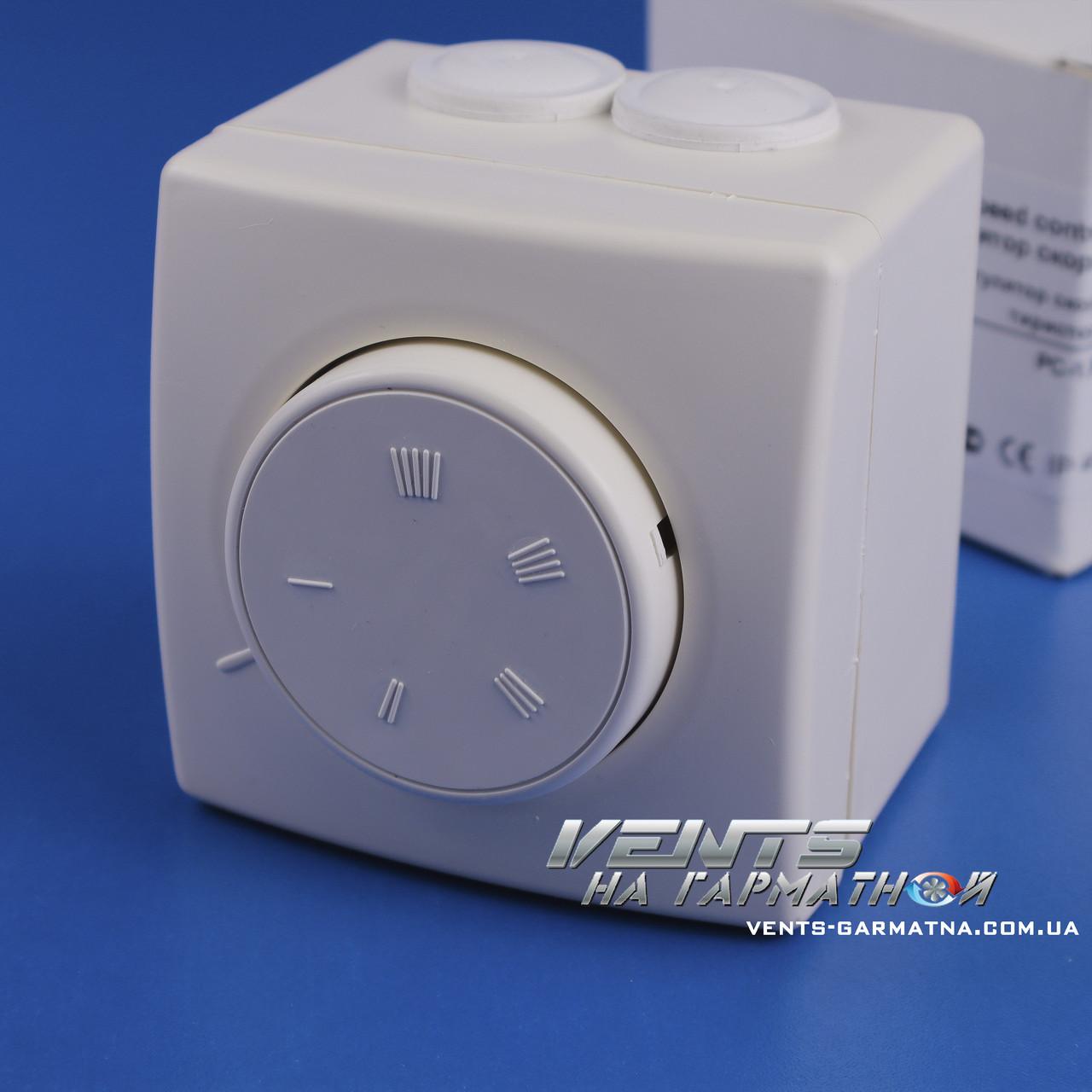 Вентс РС-2,5-ПС. Регулятор скорости