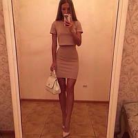 """Костюм женский офисный """"Марина - ВМ 21"""""""