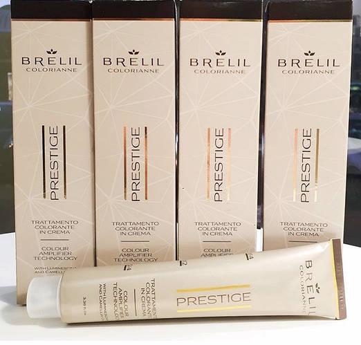 Brelil Colorianne Prestige Крем-краска для волос 8/10 Натуральный светло-пепельный блондин - фото 3