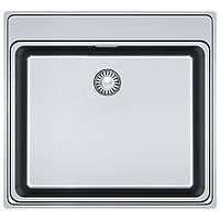 Кухонная мойка Frames by Franke FSX 210-520 (127.0439.588) полированная
