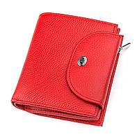 Кошелек женский ST Leather 18410 (ST410) кожаный Красный, фото 1