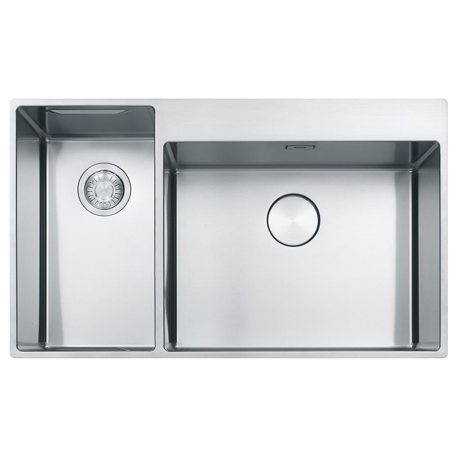 Кухонная мойка Franke Box Center BWX 220-54-27 TL WCR (127.0538.260) полированная