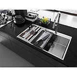 Кухонная мойка Franke Box Center BWX 220-54-27 TL WCR (127.0538.260) полированная, фото 8