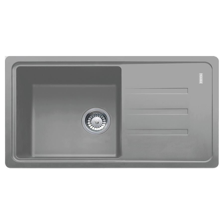 Кухонная мойка Franke Malta BSG 611-78 (114.0575.041) серый камень