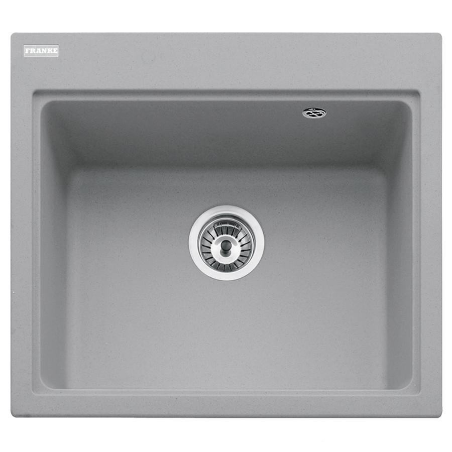 Кухонная мойка Franke Maris MRG 610-58 (114.0565.125) серый камень