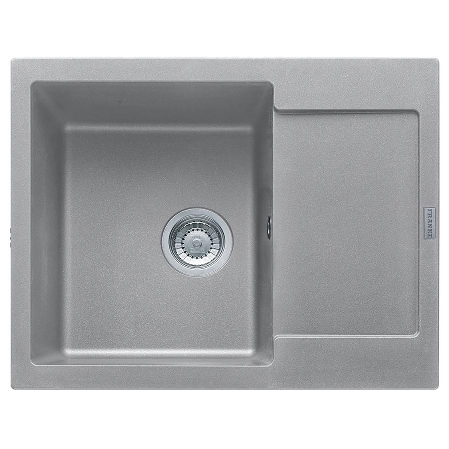 Кухонная мойка Franke Maris MRG 611-62 (114.0565.115) серый камень