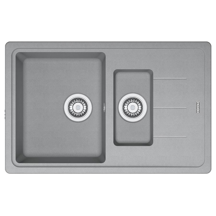 Кухонная мойка Franke Basis BFG 651-78 (114.0565.111) серый камень