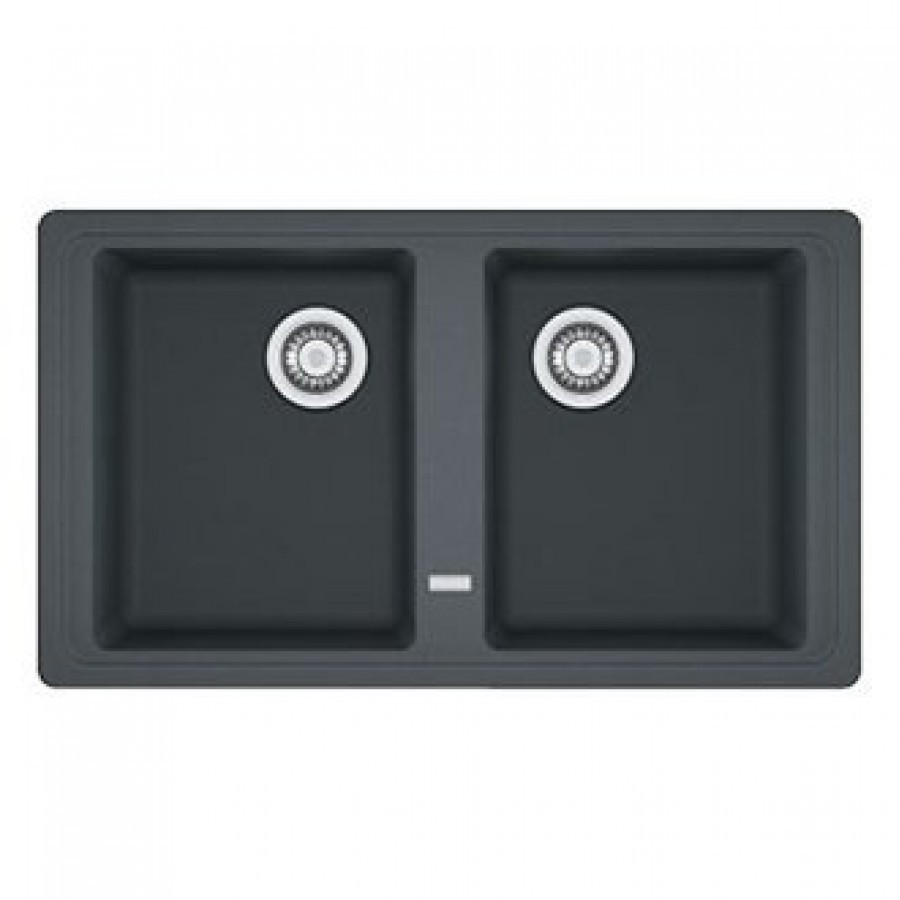 Кухонная мойка Franke Basis BFG 620 (114.0363.938) графит