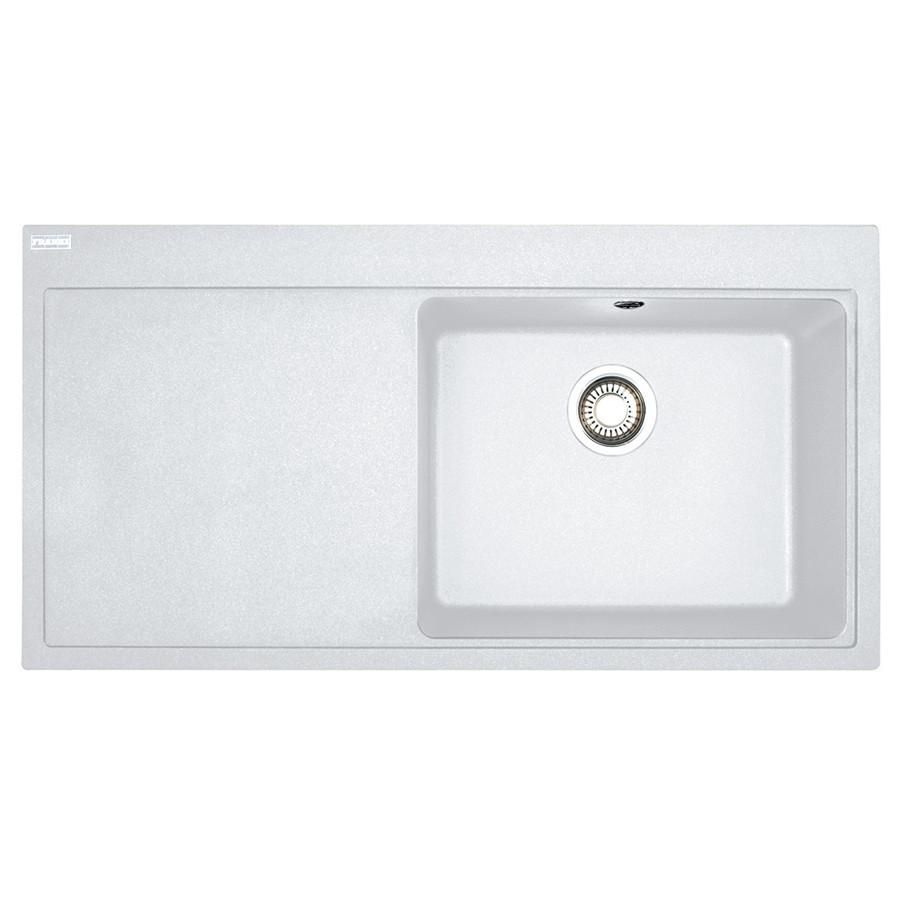 Кухонная мойка Franke Mythos MTG 611 (114.0502.866) белый