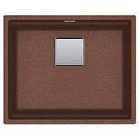 Кухонная мойка Franke Kubus 2 KNG 110-52 Super Metallic (125.0598.956) медно-золотой