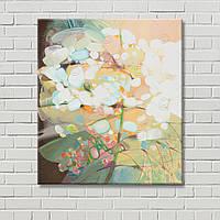 Картина Ивашкив Декор стены Картина цветы Дизайн комнаты Декорация стен Картина на холсте