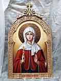 Икона Святой мученицы Натальи писаная, фото 2
