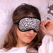 Маски на очі для сну і відпочинку.