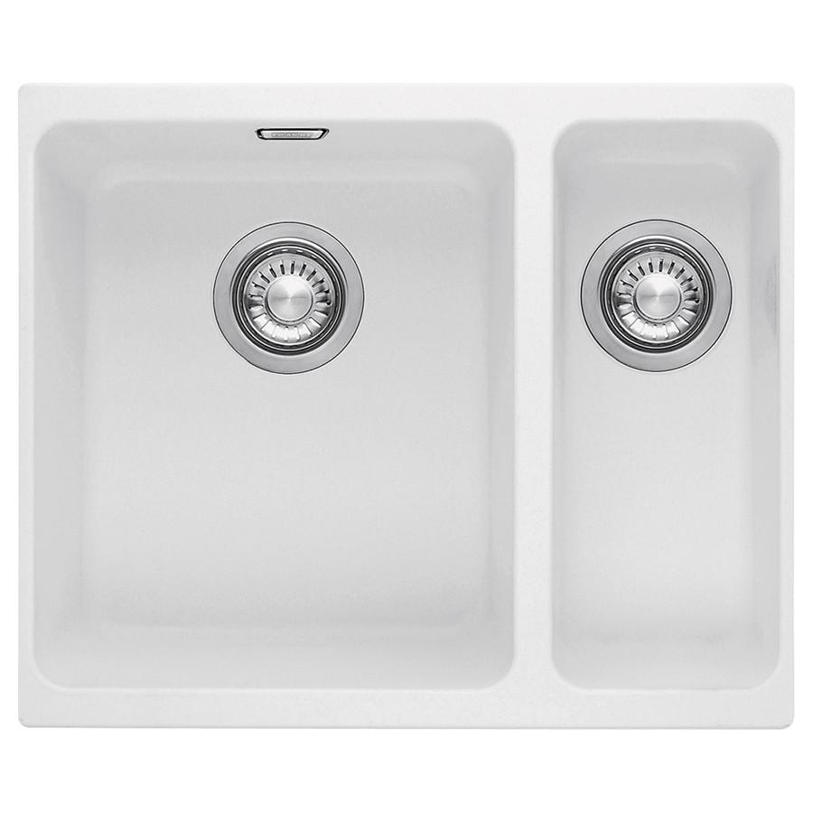 Кухонная мойка Franke Kubus KBG 160 (125.0176.649) белый