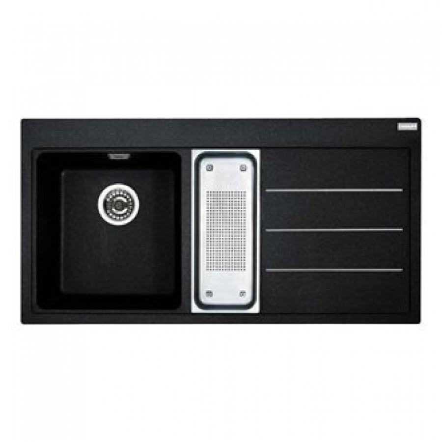 Кухонная мойка Franke Mythos Fusion MTF 651-100 (114.0156.992) оникс