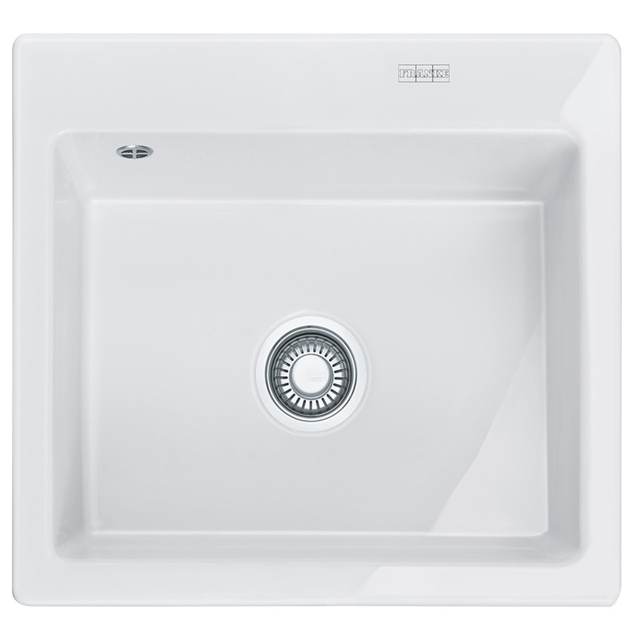 Кухонная мойка Franke Mythos MTK 610-58 (124.0335.706) белый