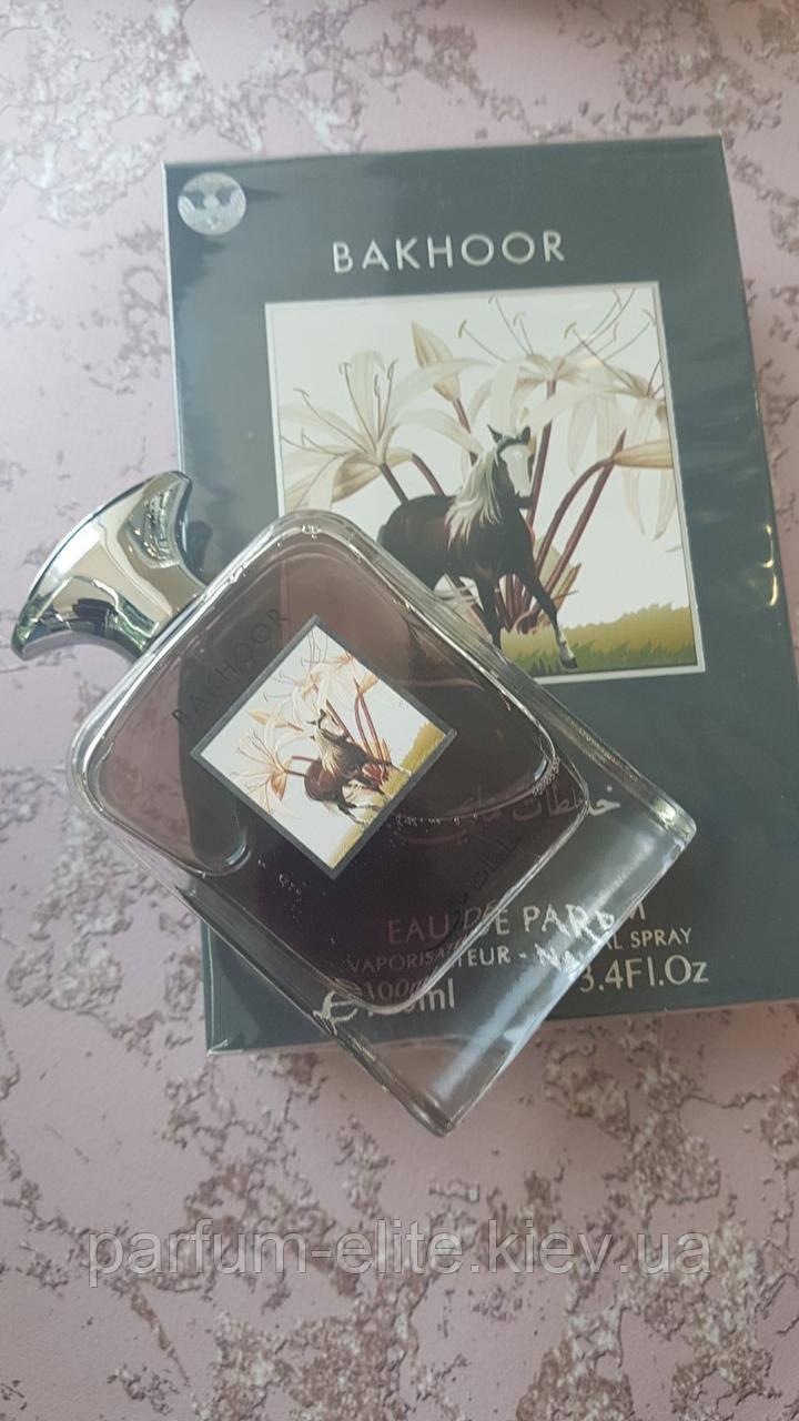Женская восточная нишевая парфюмированная вода My Perfumes Bakhoor 100ml