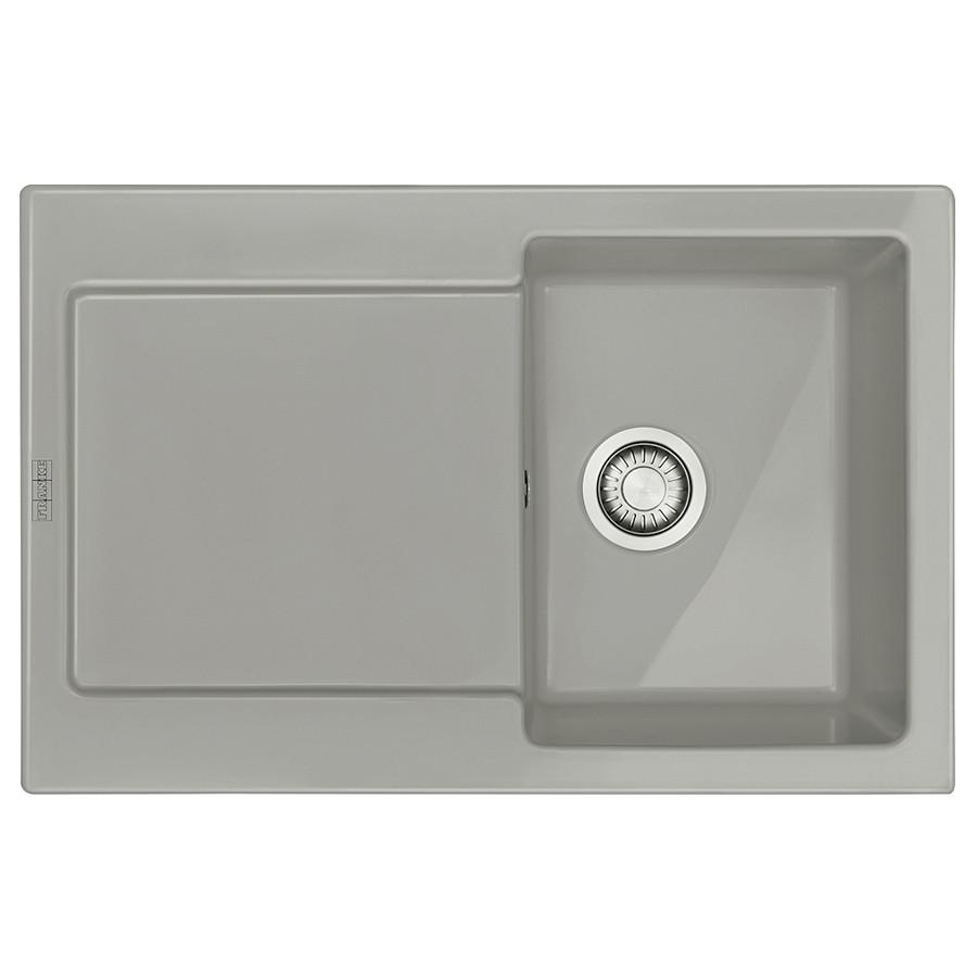 Кухонная мойка Franke Maris MRK 611-78 (124.0381.405) серый матовый