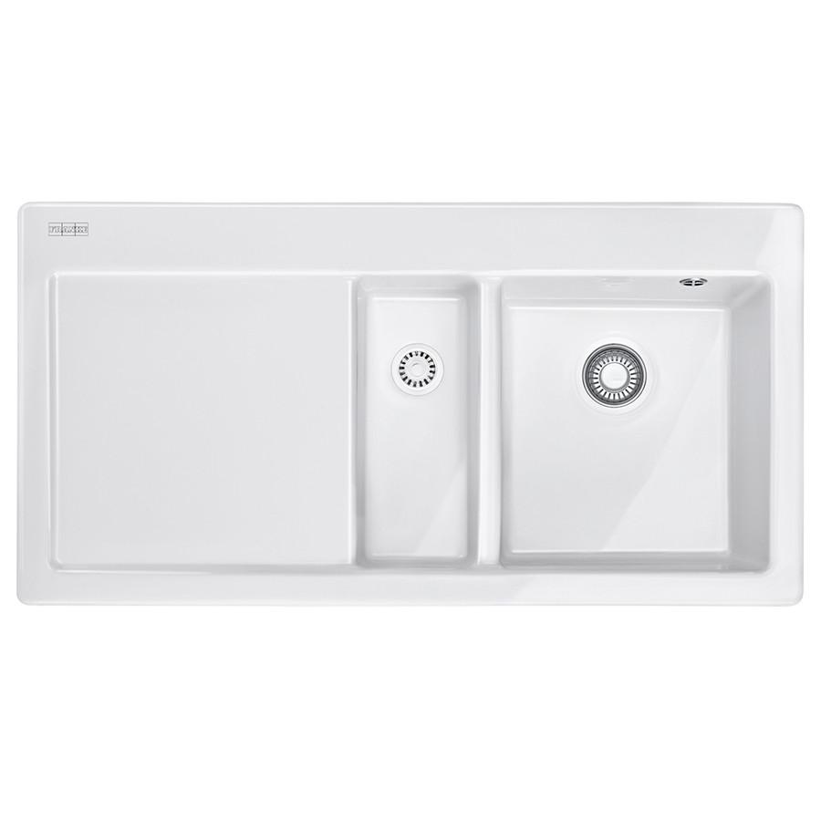 Кухонная мойка Franke Mythos MTK 651-100 (124.0335.709) белый