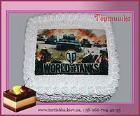 Торт Танки
