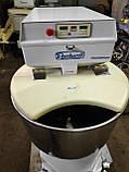 Тестомес спиральный  Eberhardt Maximat 120 б/у Германия (180 литров), фото 9