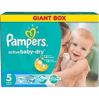 Подгузник Pampers Active Baby-Dry Junior 11-18 кг, 78 шт (4015400737117)