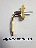 Ручка оконная FAM золото глянец оригинал Польша